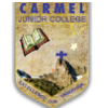 carmel junior college jamshedpur logo