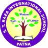 st raza international school patna logo