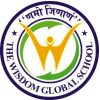 The wisdom global school haridwar logo